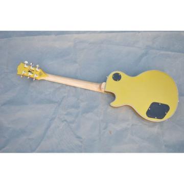 Custom Shop Gold Top Zakk Wylde Bullseyes Electric Guitar