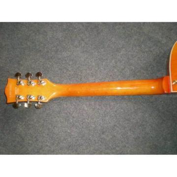 Custom Shop G6120 Nashville Orange Electric Guitar