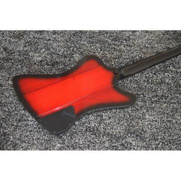 Custom Shop Firebird Burgundy Left Handed Electric Guitar