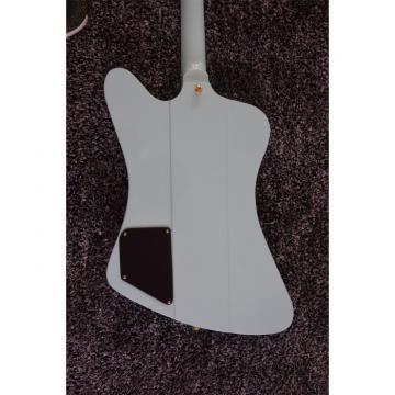 Custom Shop Firebird Sea Foam Green Electric Guitar Maestro Vibrola
