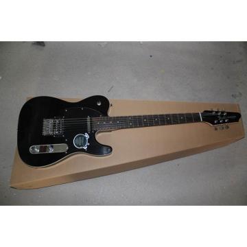 Custom Shop Fender Telecaster Black Electric Guitar