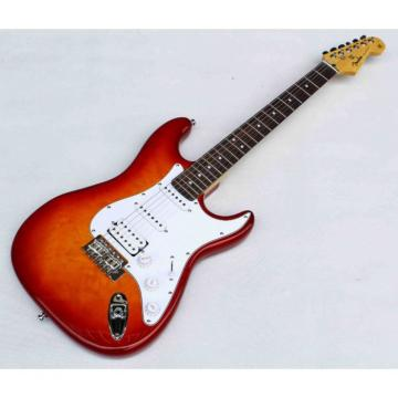 Custom Shop Fender Sunburst Electric Guitar