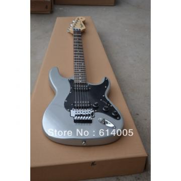 Custom Shop Fender Gray Stratocaster Electric Guitar