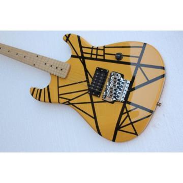 Custom Shop Design J 5150 Stripe Kramer Electric Guitar