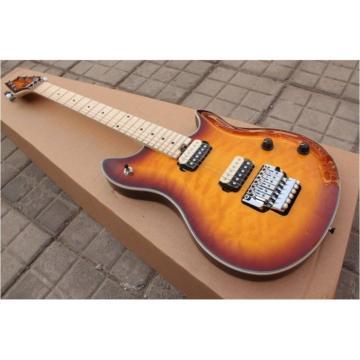 Custom Shop EVH Wolfgang Sunburst Electric Guitar