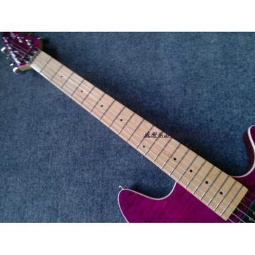 Custom Shop EVH Wolfgang Purple Electric Guitar