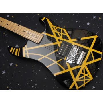 Custom Shop Design B 5150 Stripe Electric Guitar