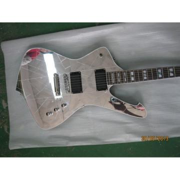 Custom Shop Crystal Iceman Ibanez Paul Stanley Electric Guitar