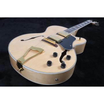 Custom Shop Byrdland Natural LP Electric Guitar