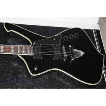 Custom Shop Black Paul Stanley Ibanez Electric Guitar