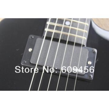 Custom Shop Black Strange Electric Guitar