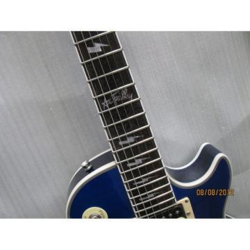 Custom Shop Blue Ace Frehley LP Electric Guitar