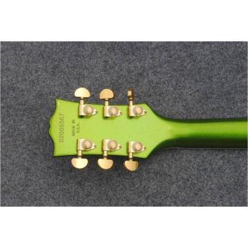 Custom Shop Apple Green Standard Electric Guitar