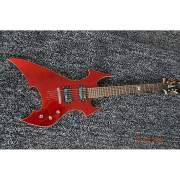 Custom Shop Avenge BC Rich Red 6 String Electric Guitar