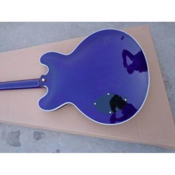 Custom Shop BB King Lucille Blue Jazz Electric Guitar