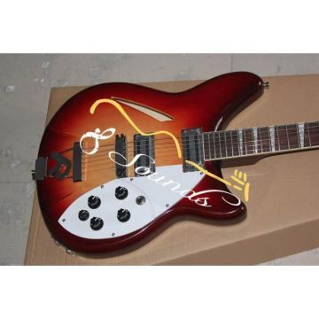 Custom Shop 6 String 330 Amber Fireglo Electric Guitar