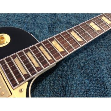Custom Shop 3 Pickup Bigsby VOS Black Beauty Gold Hardware Electric Guitar