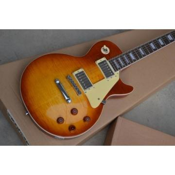 Custom Shop 1958 LP Standard Heritage Cherry Sunburst Electric Guitar