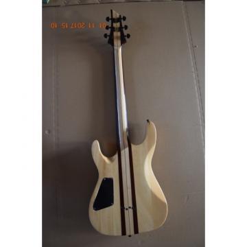 Custom Schecter 5 Ply Neck Through Body Electric Guitar