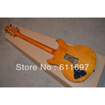 Custom PRS 24 Frets Blue Flame Maple Electric Guitar