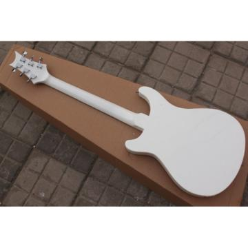 Custom Paul Reed Smith White Hollow Electric Guitar