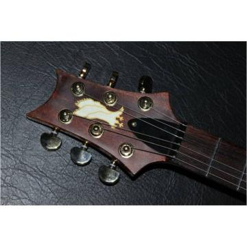 Custom Paul Reed Smith Blue Golden Electric Guitar