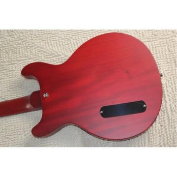 Custom LP  Billie Joe Armstrong Signature Matt Red Wine Junior Electric Guitar