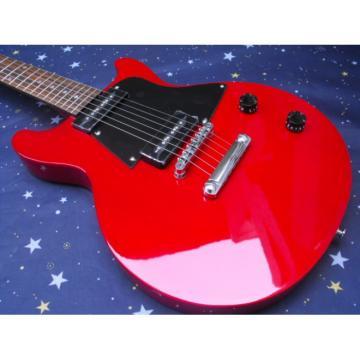 Custom LP Billie Joe Red Junior Electric Guitar