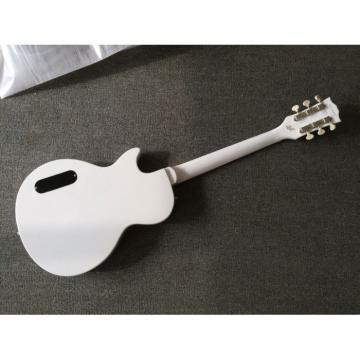 Custom LP  Billie Joe Armstrong Signature White Junior Electric Guitar