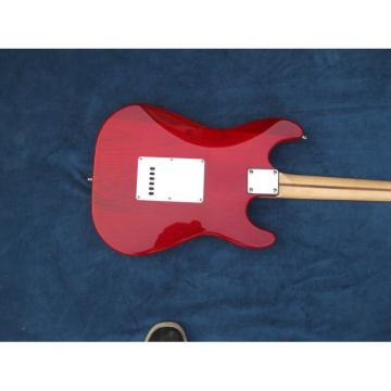 Custom Kepoon Red Patent A Electric Guitar