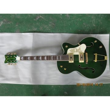 Custom Green Brian Gretsch Nashville Electric Guitar