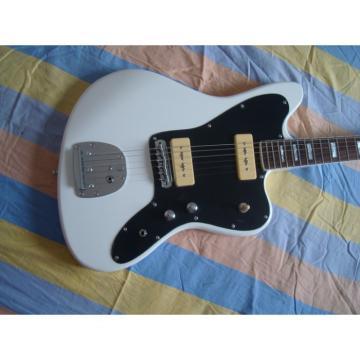 Custom Fender White Electric Guitar