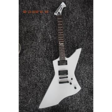 Custom ESP James Hetfield Snakebyte White Electric Guitar