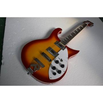 Custom Cherry Fireglo Rickenbacker 620 Electric Guitar