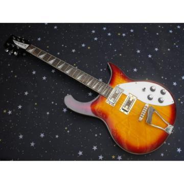 Custom Cherry Rickenbacker 6 Strings 330 Electric Guitar