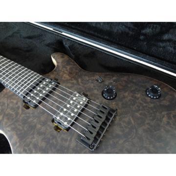 Custom Built Mayones Regius 7 String Electric Guitar Wenged