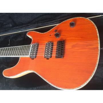 Custom Built Mayones Regius 7 String Electric Guitar Eye Inlay