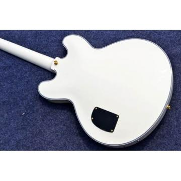 Custom BB King Lucille White Electric Guitar