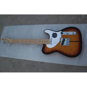 Custom American Fender Delux Natural Tobacco Electric Guitar