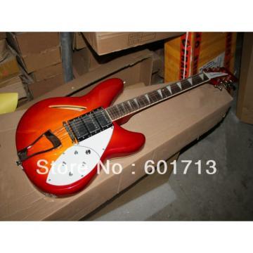 Custom 12 Strings Rickenbacker 360 Cherry Electric Guitar
