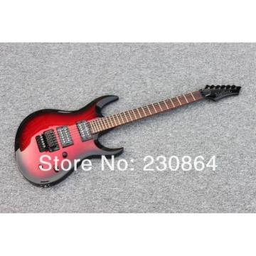 Custom  Washbn XM Cherry Burst Passive Pickup Electric Guitar