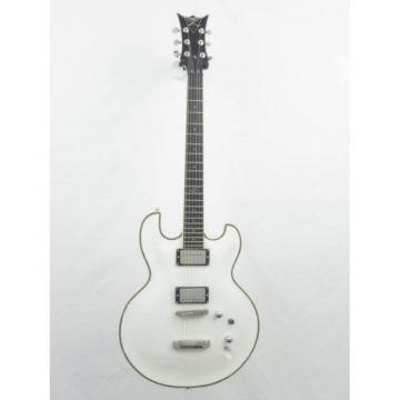 Brand New DBZ Imperial AB Electric Guitar In White