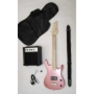 BGuitar Jr Electric Guitar Combo PINK