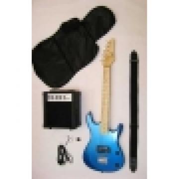BGuitar Jr Electric Guitar Combo BLUE