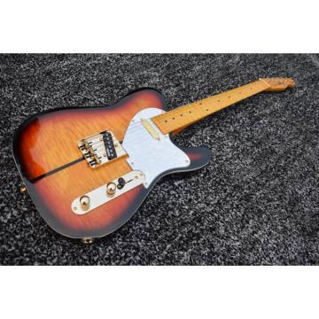 "Custom Tuff Dog Merle Haggard Telecaster Electric Guitar - Maple fingerboard 7.25"" radius"
