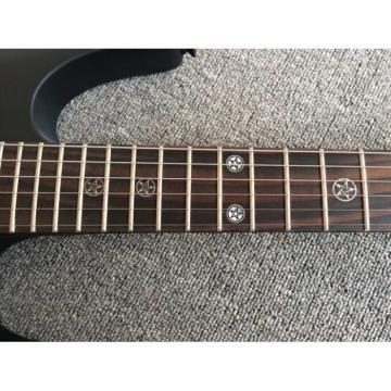 Custom Shop EVL K4 Cort Black Electric Guitar