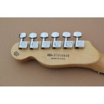 Custom Fender Natrual Varnish Telecaster Electric Guitar