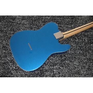 Project Fender Eric Clapton Blue Telecaster Left Handed Guitar