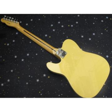 Fender Natural Hollow Body Telecaster Guitar
