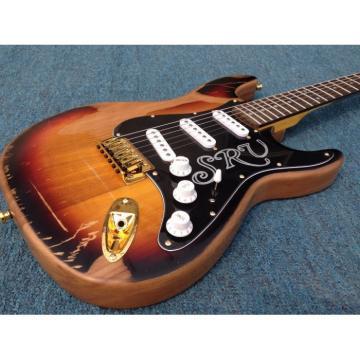 Custom Vintage Fender Stevie Ray Vaughan SRV Relic Aged Guitar